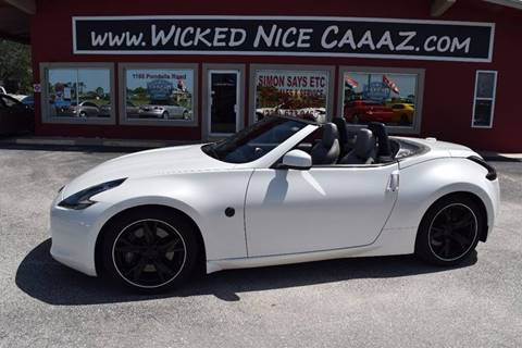 2010 Nissan 370Z for sale in Cape Coral, FL