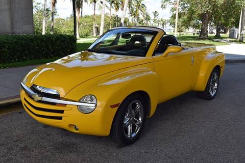2005 Chevrolet SSR for sale in Cape Coral, FL
