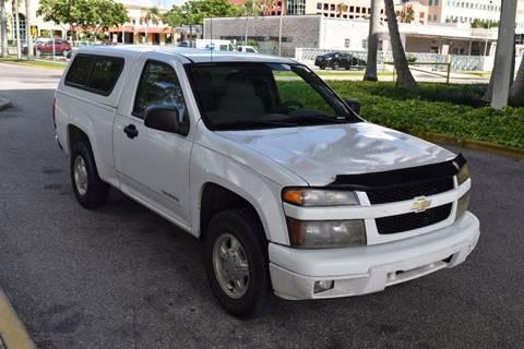 2005 Chevrolet Colorado for sale in Cape Coral, FL