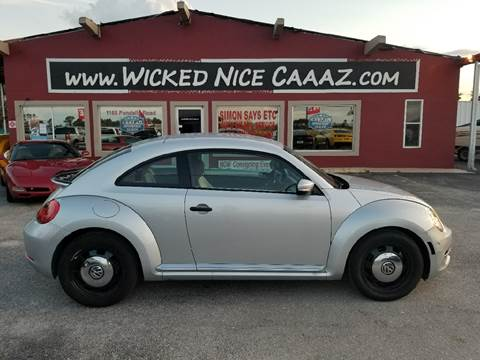 2015 Volkswagen Beetle for sale in Cape Coral, FL