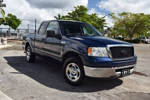 2007 Ford F-150 for sale in Cape Coral, FL