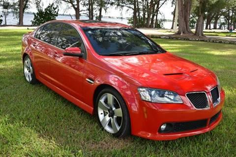 2008 Pontiac G8 for sale in Cape Coral, FL