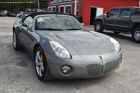 2006 Pontiac Solstice for sale in Cape Coral, FL