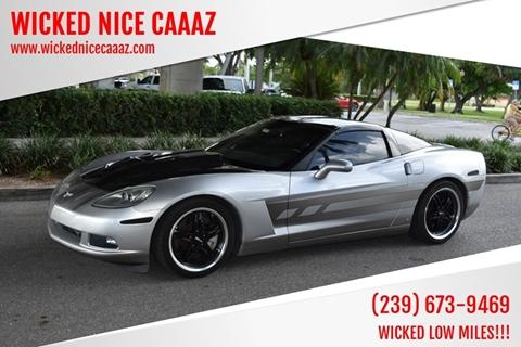 2009 Chevrolet Corvette for sale in Cape Coral, FL