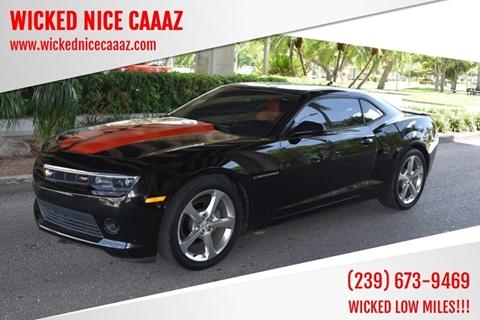 2014 Chevrolet Camaro for sale in Cape Coral, FL