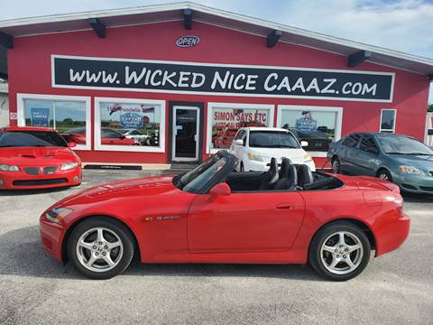 2001 Honda S2000 for sale in Cape Coral, FL