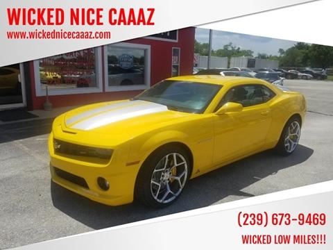 2010 Chevrolet Camaro for sale in Cape Coral, FL