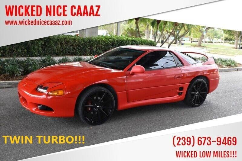 1997 Mitsubishi 3000GT for sale at WICKED NICE CAAAZ in Cape Coral FL