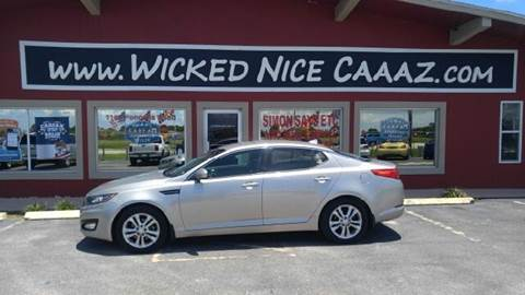 2013 Kia Optima for sale in Cape Coral, FL