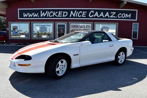 1997 Chevrolet Camaro for sale in Cape Coral, FL