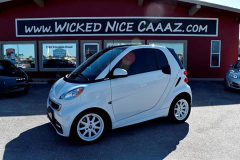 2013 Smart fortwo for sale in Cape Coral, FL
