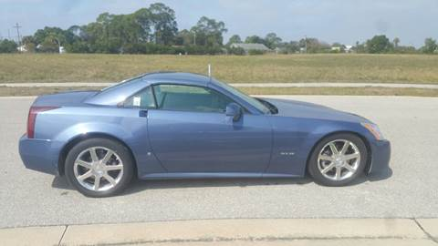 2006 Cadillac XLR for sale in Cape Coral, FL