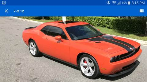 2009 Dodge Challenger for sale in Cape Coral, FL