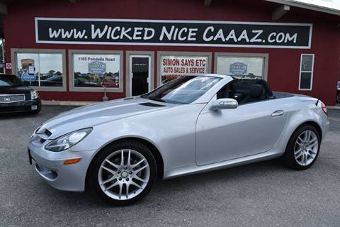 2008 Mercedes-Benz SLK for sale in Cape Coral, FL