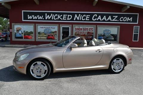 2005 Lexus SC 430 for sale in Cape Coral, FL