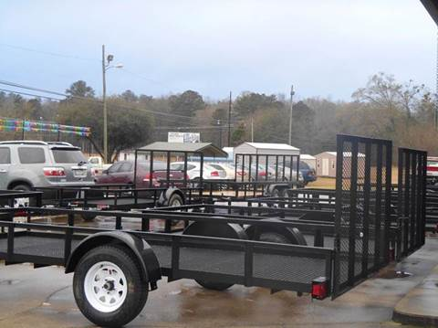 2016 caliber 6 x 12 for sale in Marion, AL