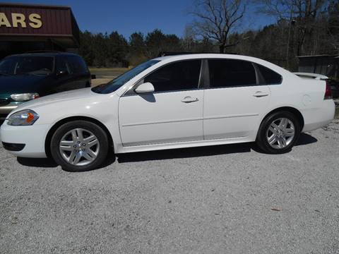 2011 Chevrolet Impala for sale in Marion, AL