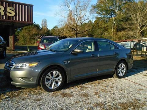 2011 Ford Taurus for sale in Selma, AL