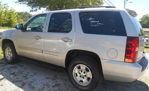 2008 Chevrolet Tahoe for sale in Marion, AL