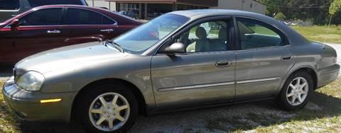 2002 Mercury Sable for sale in Selma, AL