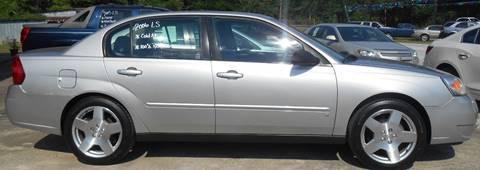 2006 Chevrolet Malibu for sale in Selma, AL