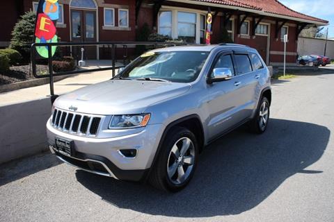 2014 Jeep Grand Cherokee for sale in Springville NY