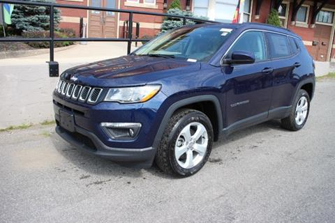 2018 Jeep Compass for sale in Springville NY