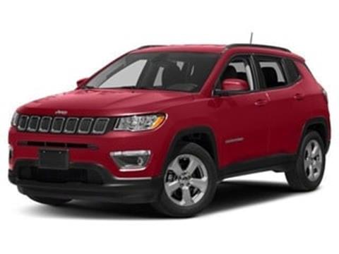 2018 Jeep Compass for sale in Springville, NY