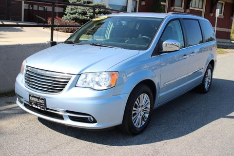 2013 Chrysler Town and Country for sale in Springville, NY