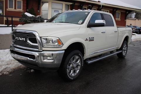 2018 RAM Ram Pickup 3500 for sale in Springville, NY