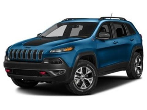 2018 Jeep Cherokee for sale in Springville, NY