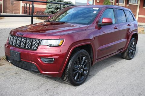 2018 Jeep Grand Cherokee for sale in Springville NY