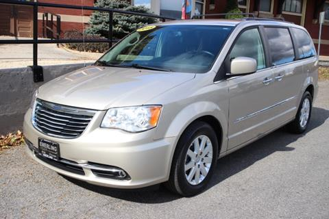 2015 Chrysler Town and Country for sale in Springville NY