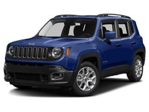 2017 Jeep Renegade for sale in Springville NY