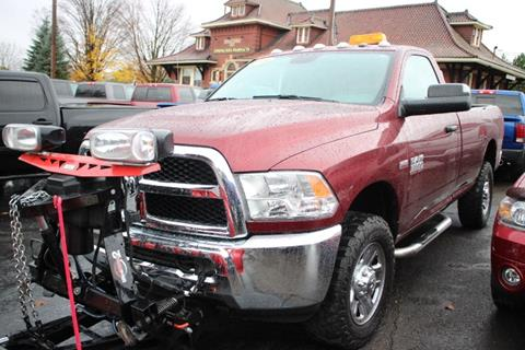 2016 RAM Ram Pickup 3500 for sale in Springville, NY