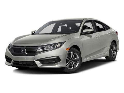 2016 Honda Civic for sale in Avon, IN