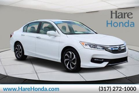 2016 Honda Accord for sale in Avon, IN