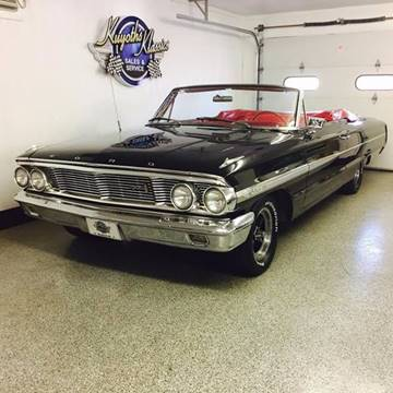 1964 Ford Galaxie 500 for sale at Kuyoth's Klassics in Stratford WI