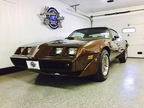 1979 Pontiac Trans Am for sale in Stratford, WI