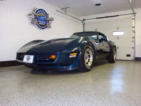 1980 Chevrolet Corvette for sale in Stratford, WI