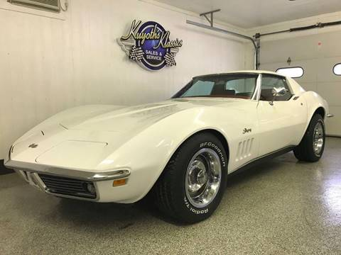 1969 Chevrolet Corvette for sale in Stratford, WI