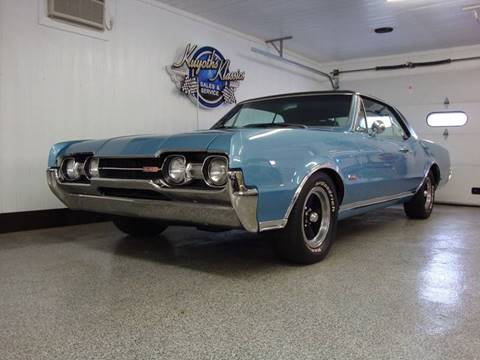 1967 Oldsmobile 442 for sale in Stratford, WI