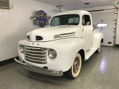 1948 Ford F-100 for sale in Stratford, WI