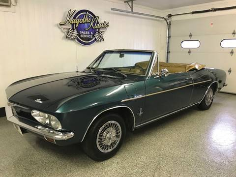 1965 Chevrolet Corvair for sale in Stratford, WI