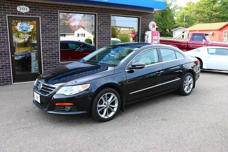 2010 Volkswagen CC for sale at Kuyoth's Klassics in Stratford WI