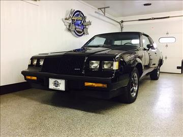 1987 Buick Regal for sale at Kuyoth's Klassics in Stratford WI