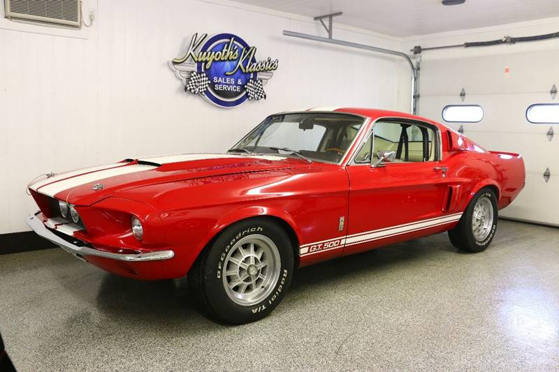 1967 Shelby GT500 for sale at Kuyoth's Klassics in Stratford WI