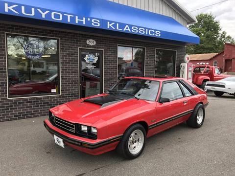 1983 Mercury Capri for sale in Stratford, WI