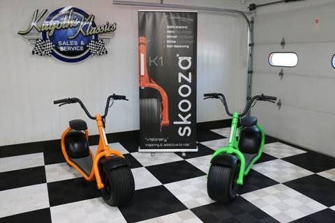 2019 Skooza K1S for sale in Stratford, WI