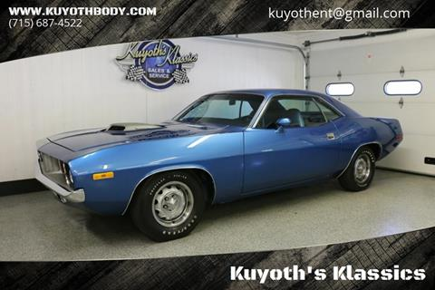 1973 Plymouth Barracuda for sale in Stratford, WI
